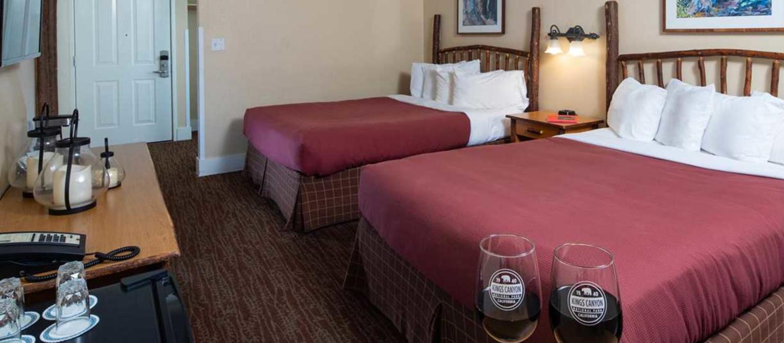 Hotel John Muir Lodge USA