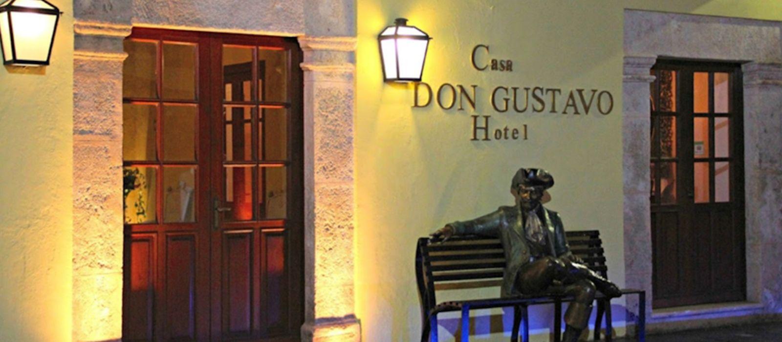 Hotel  Boutique Casa Don Gustavo Mexiko