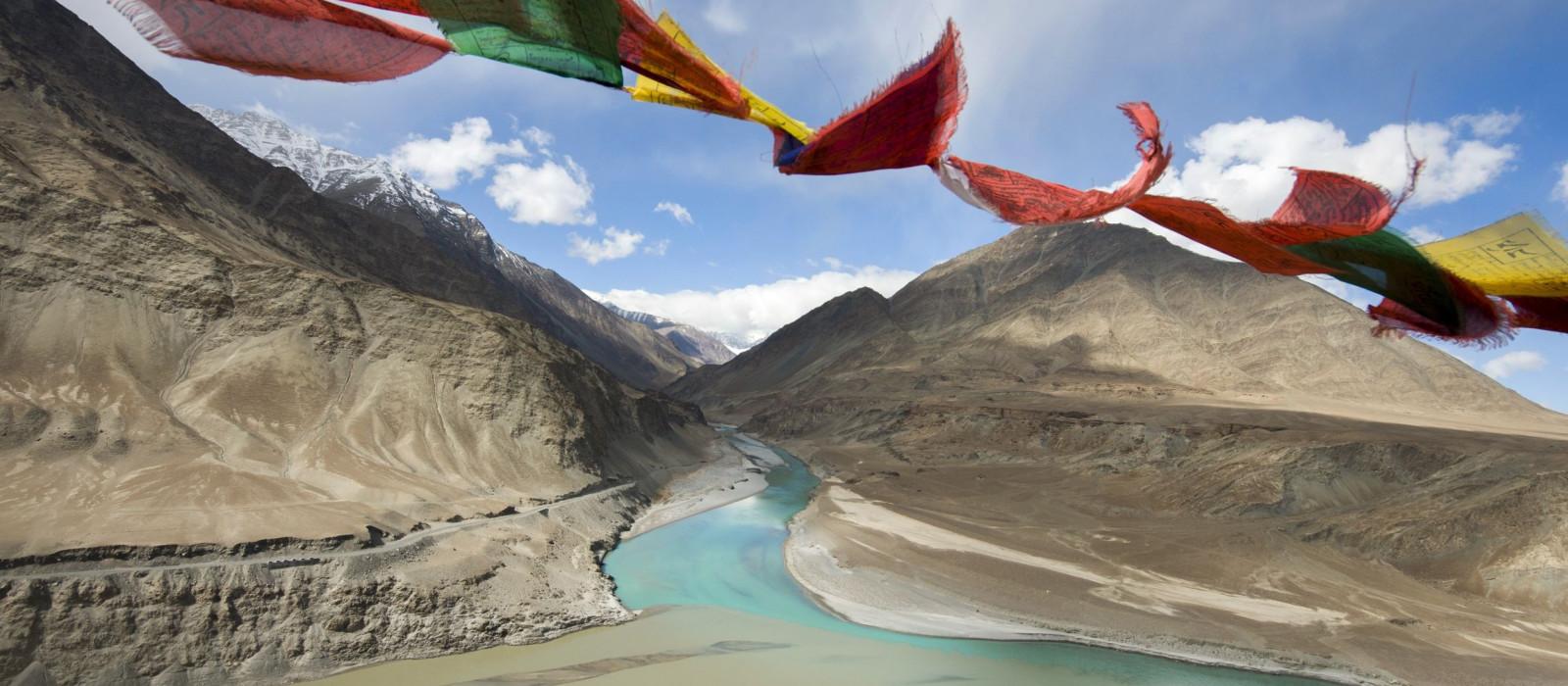 Hotel The Druk Ladakh Himalaja