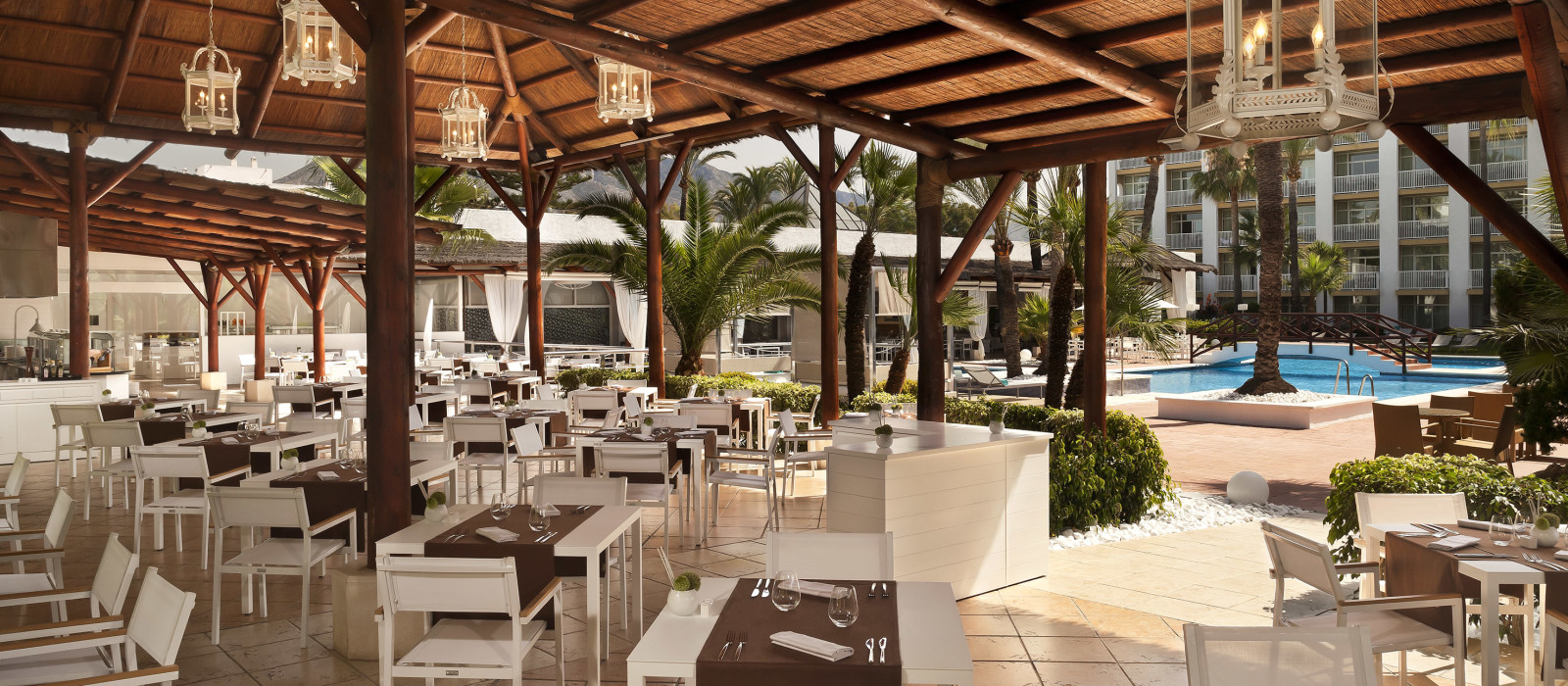 Hotel Meliá Marbella Banús Spanien