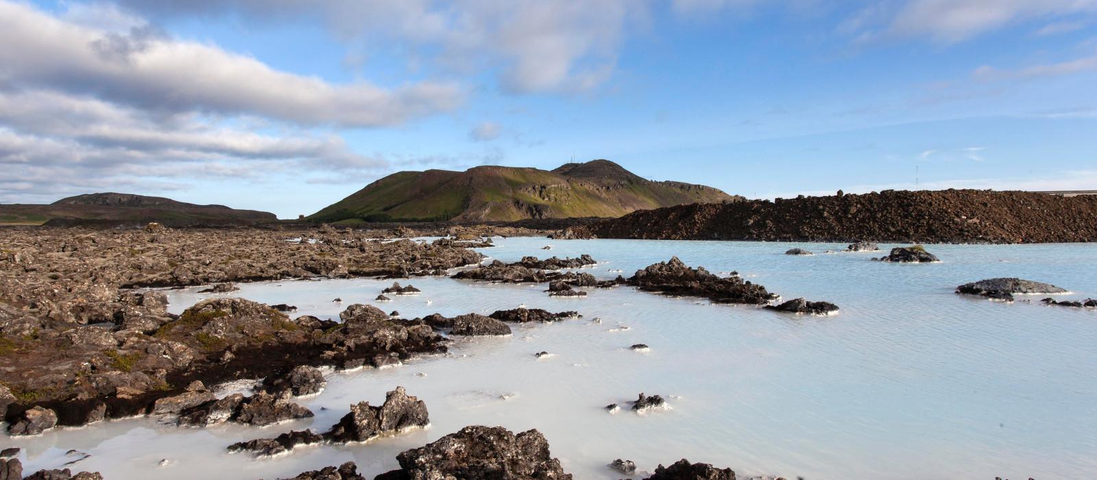 Destination Reykjanes / Blue Lagoon Iceland