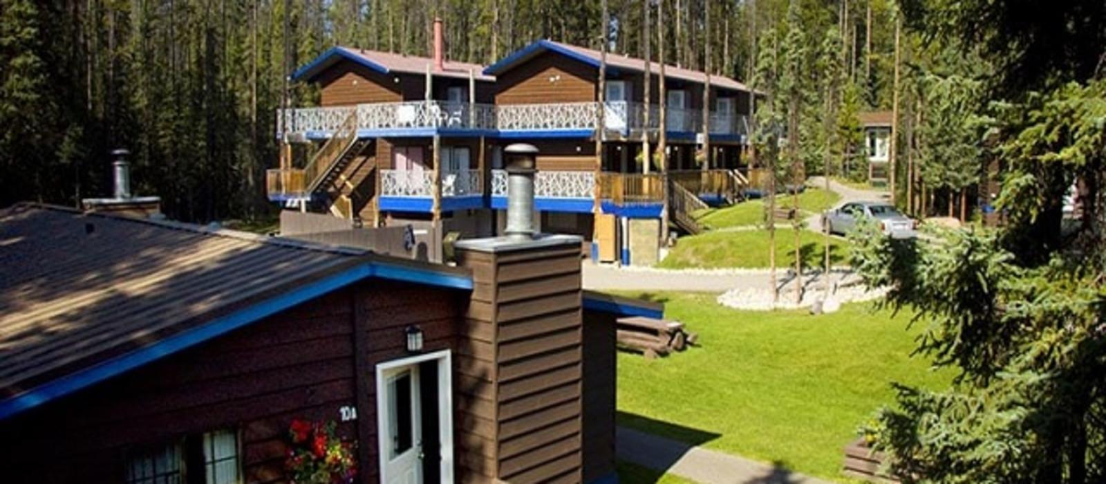 Hotel Sunwapta Falls Rocky Mountain Lodge Kanada