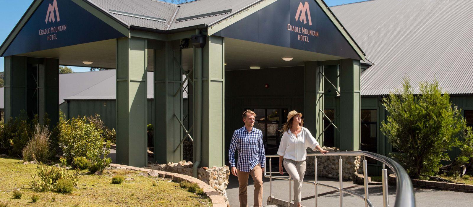 Hotel Cradle Mountain Wilderness Village Australia