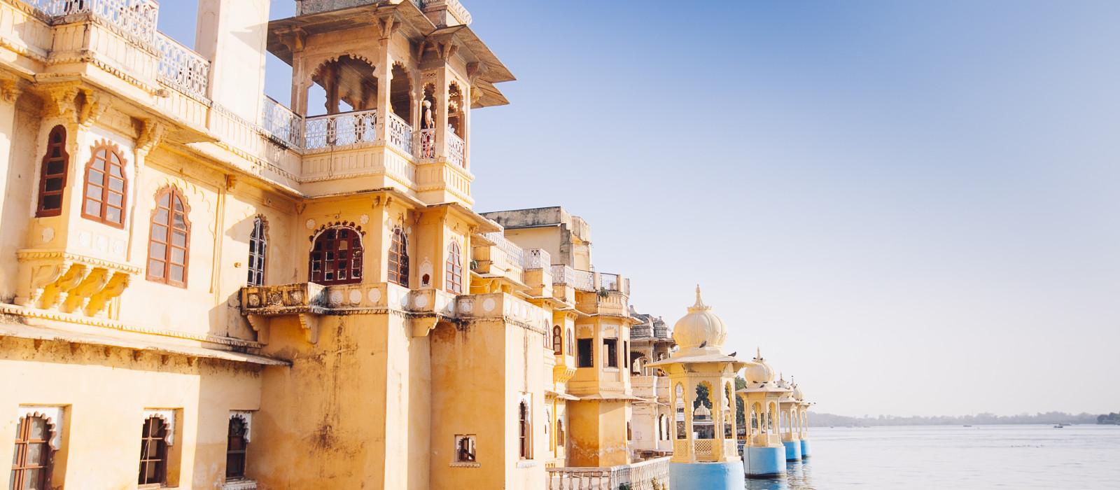 Hotel Taj Fateh Prakash Palace Nordindien