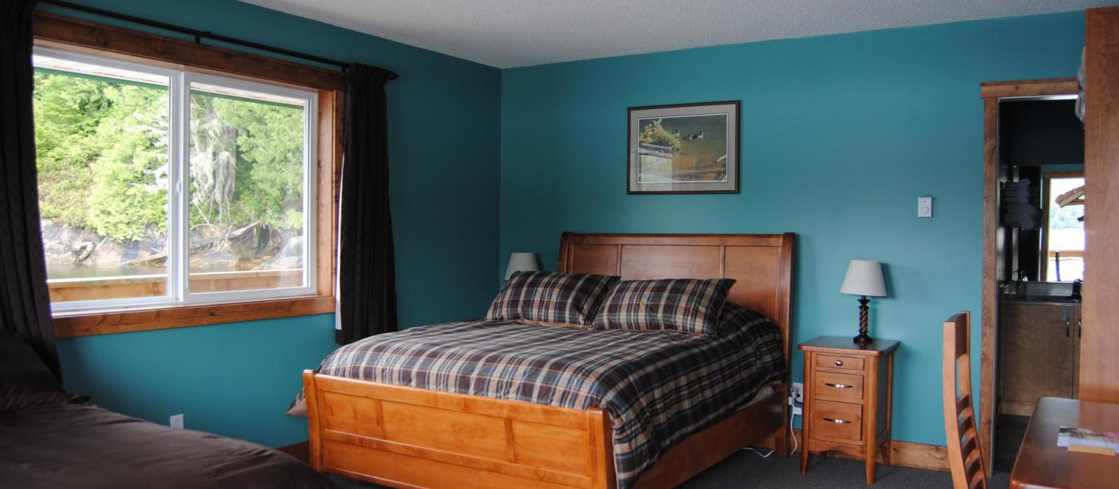 Hotel Knight Inlet Lodge Kanada