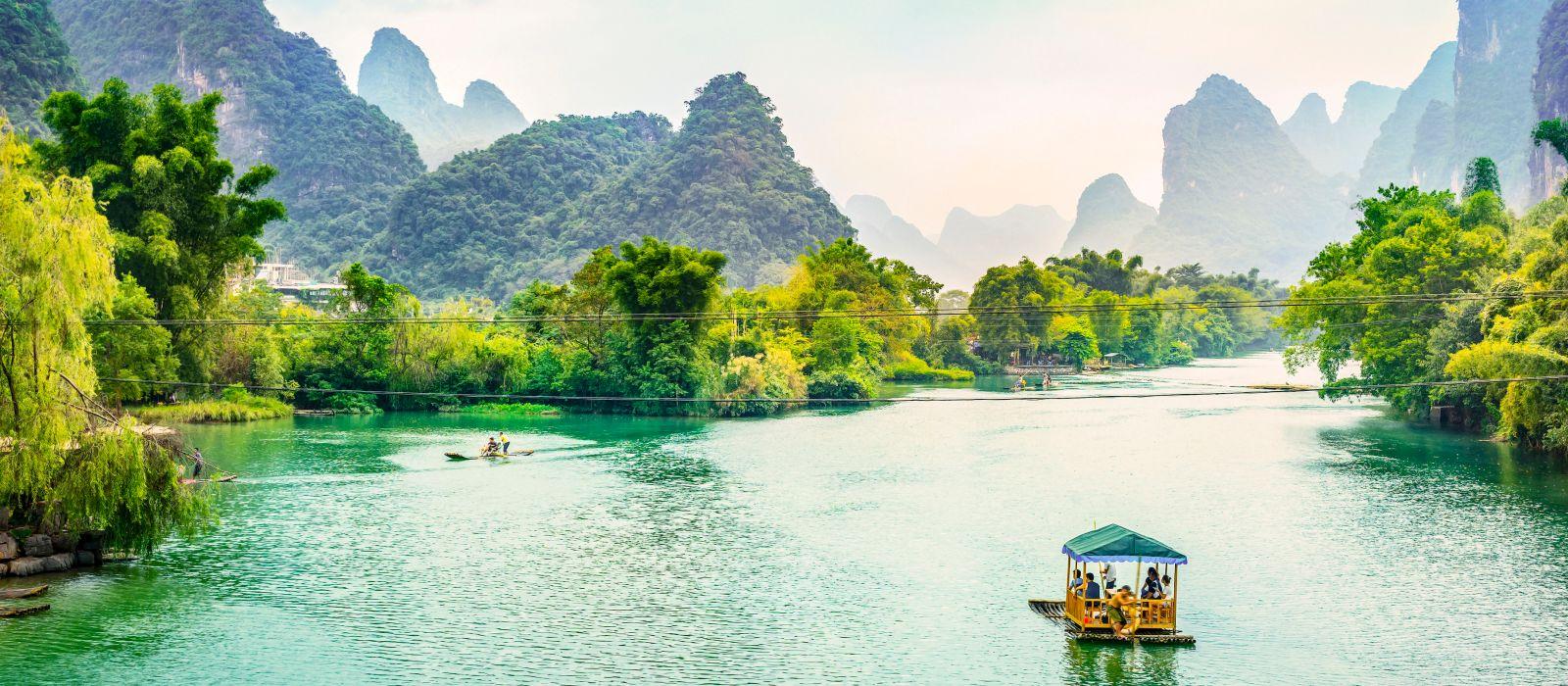 Reiseziel Guilin China