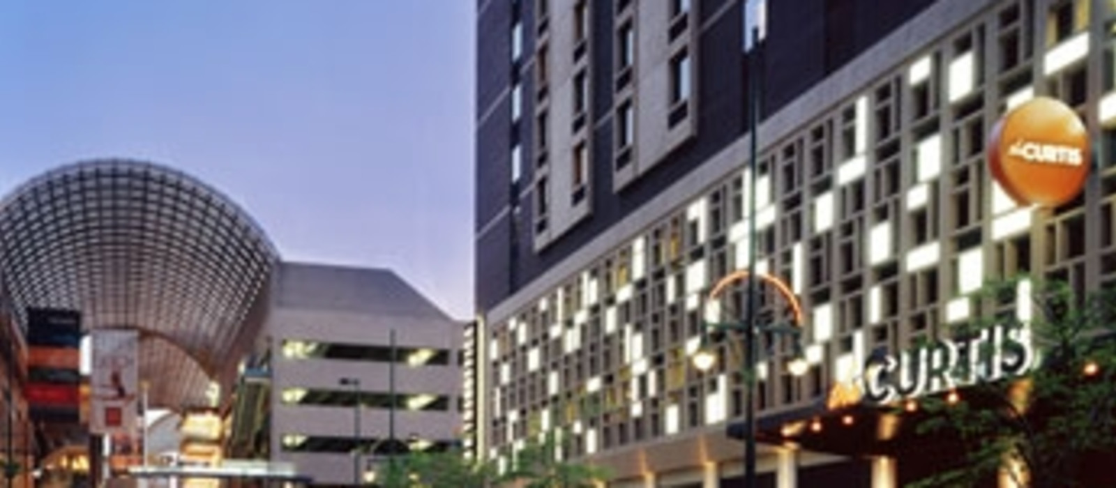 Hotel The Curtis, A Doubletree by Hilton USA