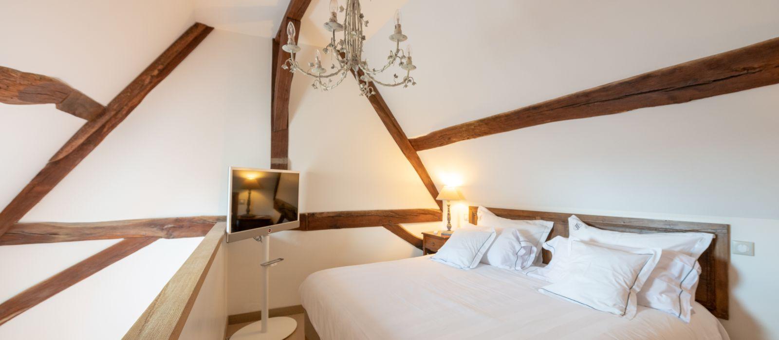 Hotel  Abbaye de Maizières France