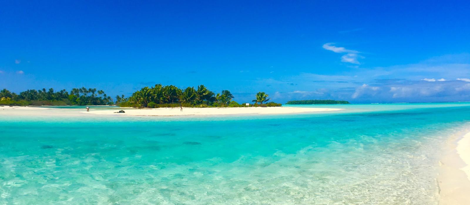 Reiseziel Tetiaroa Französisch Polynesien