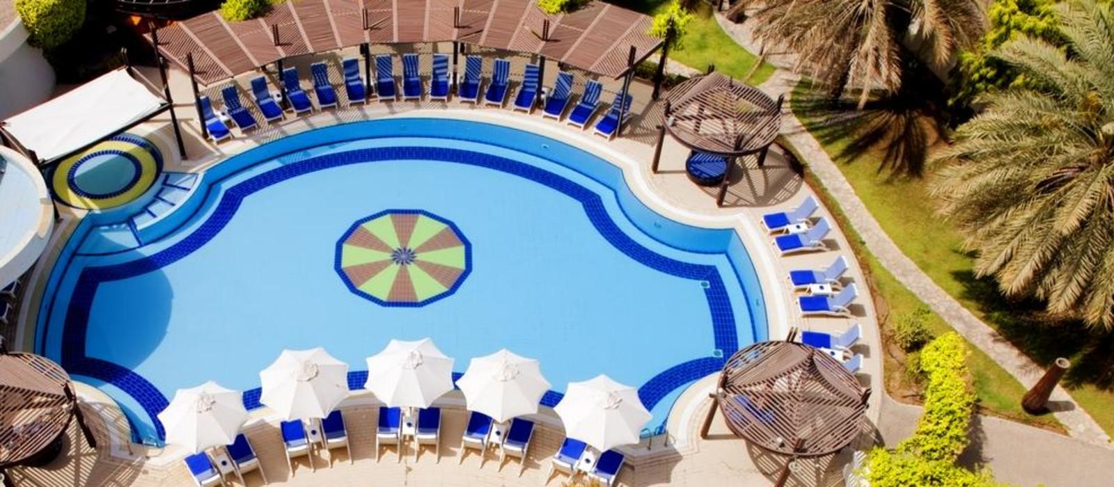 Hotel Radisson Blu  Muscat