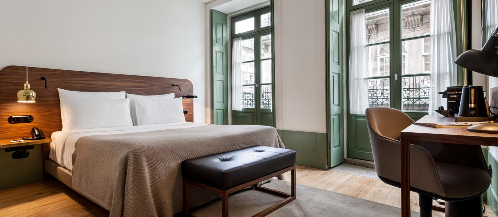 Hotel Pestana Porto: Goldsmith Portugal