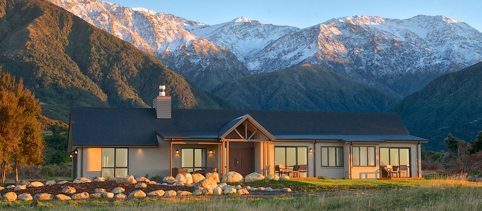 Hotel Manakau Lodge Neuseeland