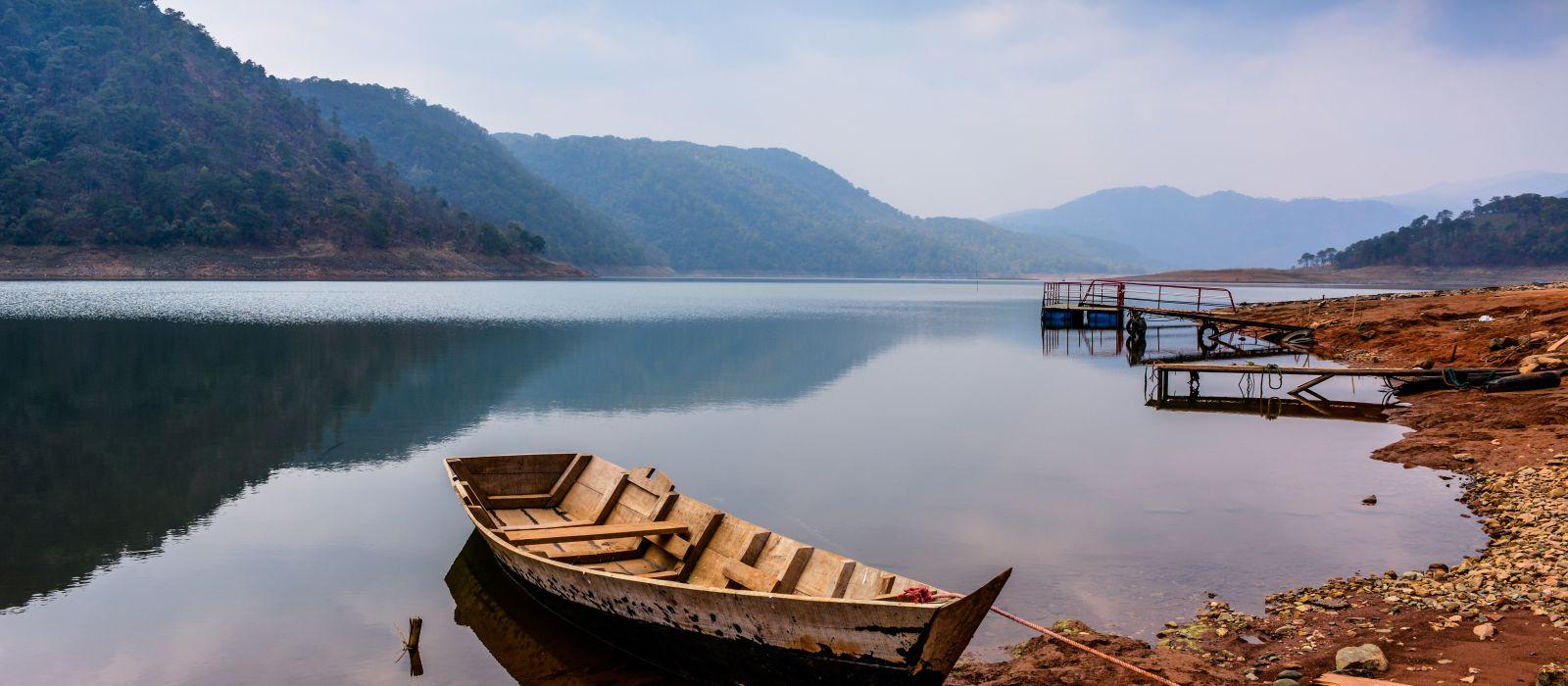 Reiseziel Shillong Zentral- & Westindien