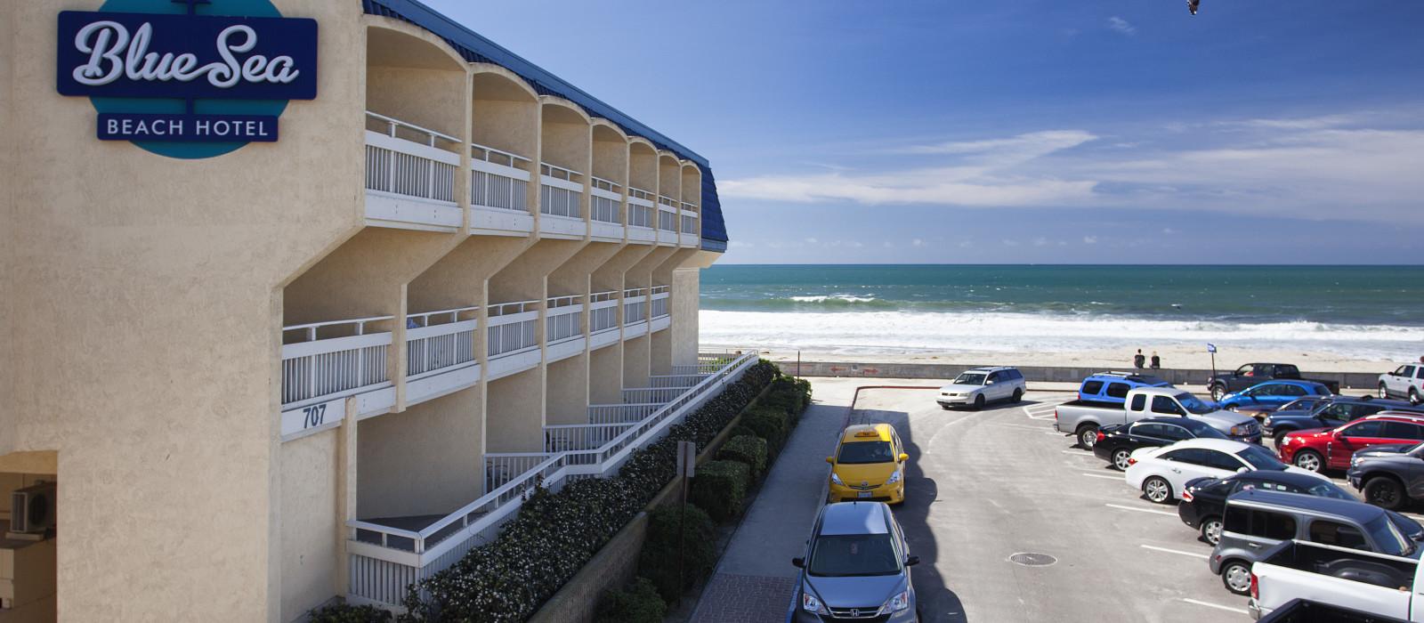 Hotel Blue Sea Beach  USA