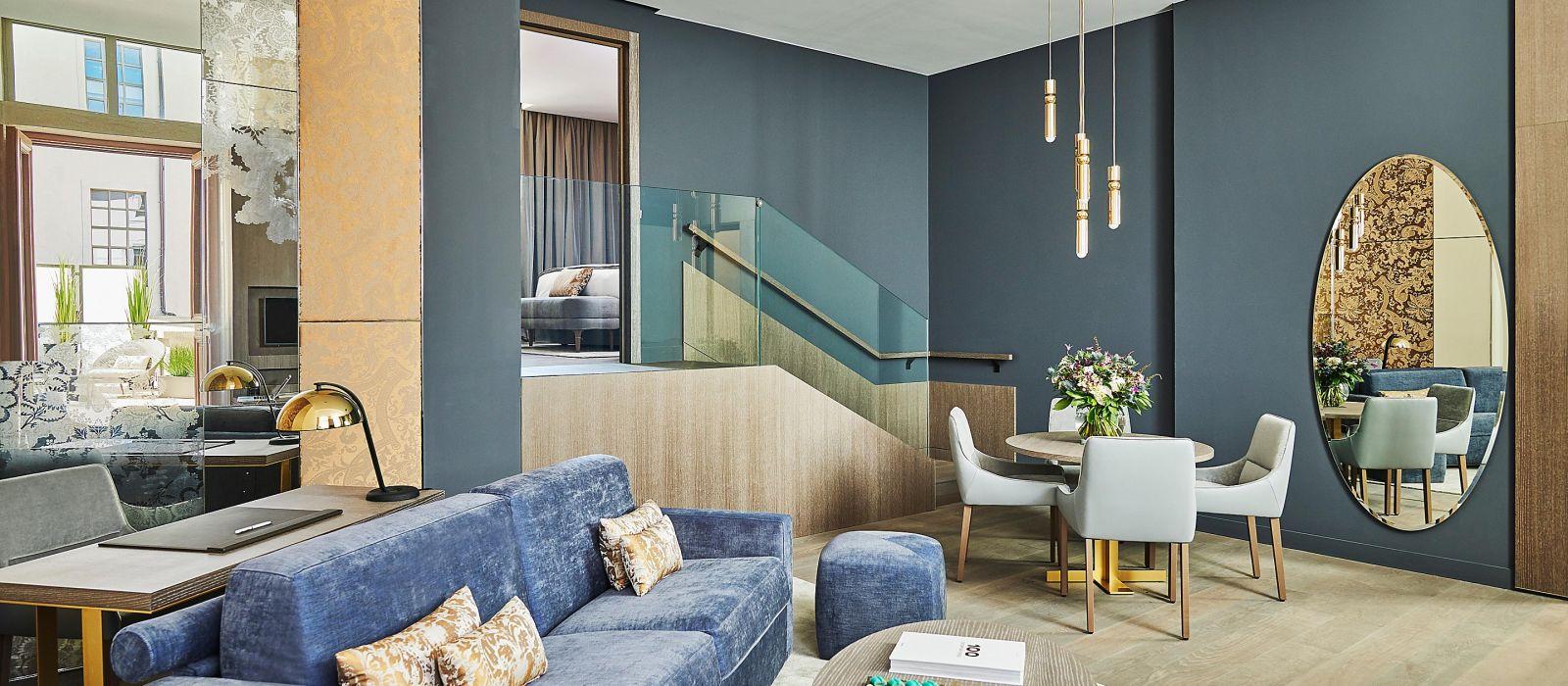 Hotel InterContinental Lyon –  Dieu France