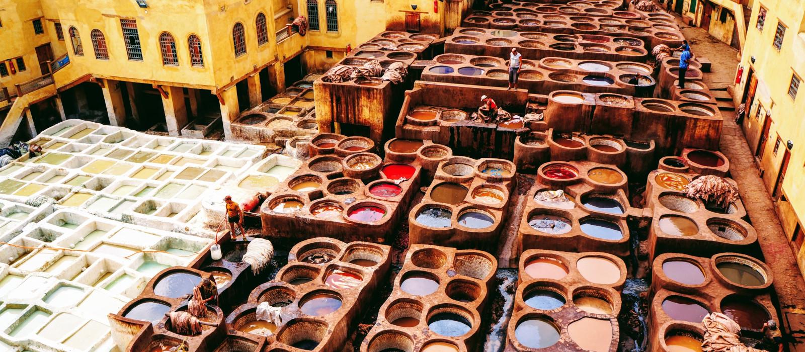Hotel Riad Salam Fes Morocco