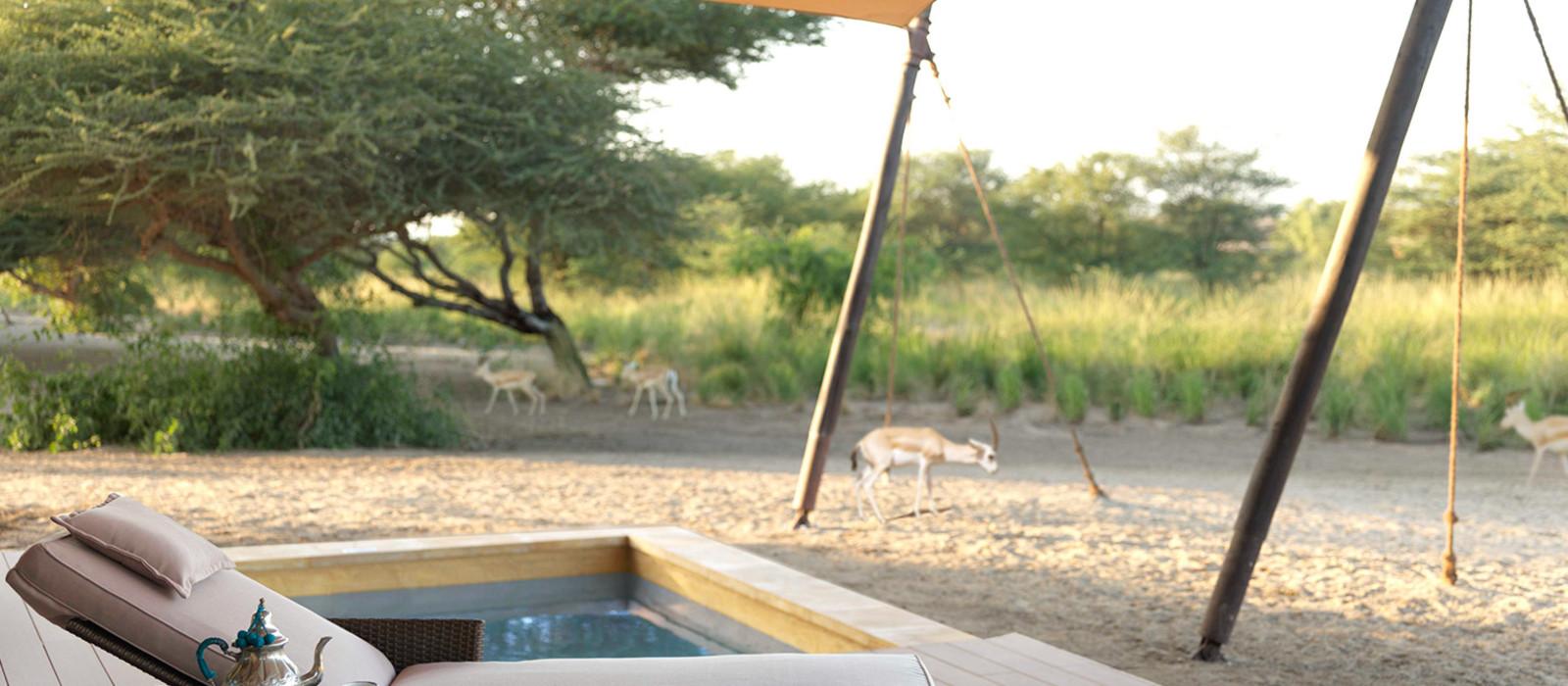 Hotel Anantara Sir Bani Yas Island Al Sahel Villa Resort Vereinigte Arabische Emirate