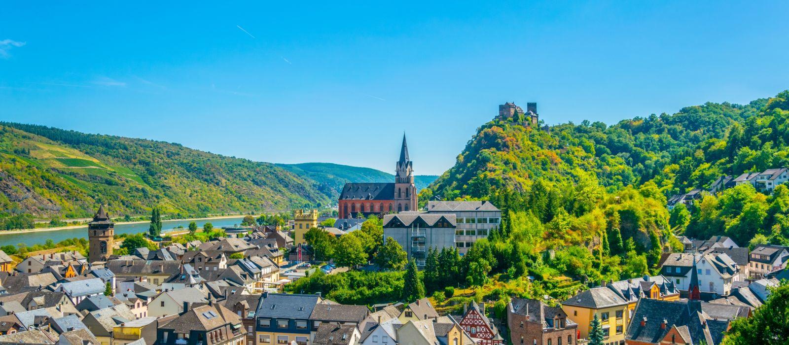 Destination Oberwesel Germany