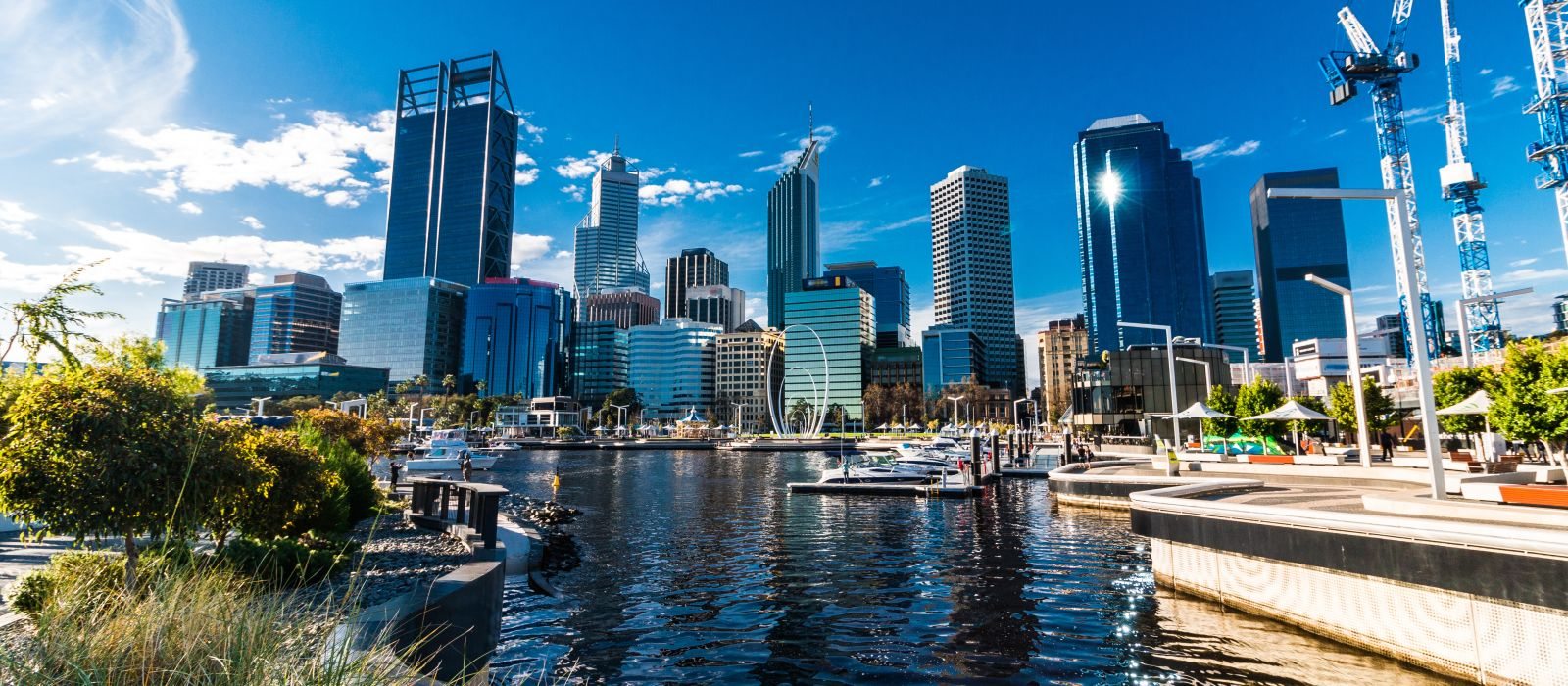 Destination Perth Australia