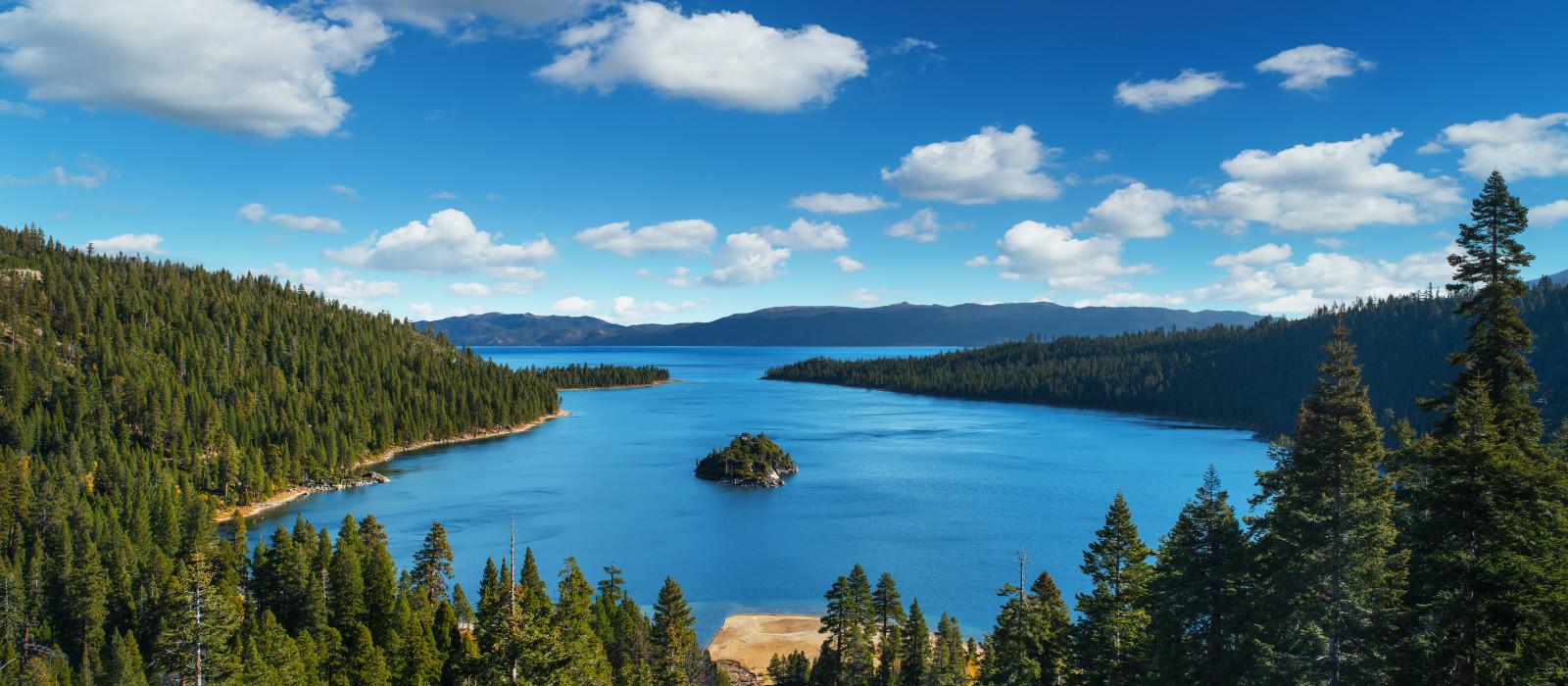 Reiseziel Lake Tahoe USA