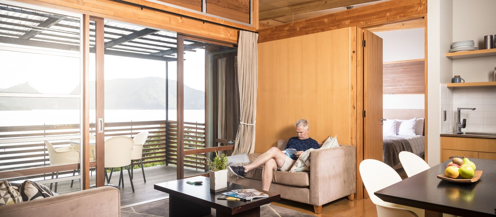 Hotel Bay of Many Coves Resort New Zealand