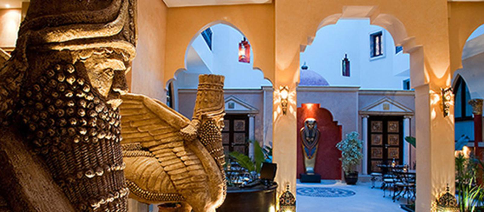 Hotel Temple des Arts Morocco