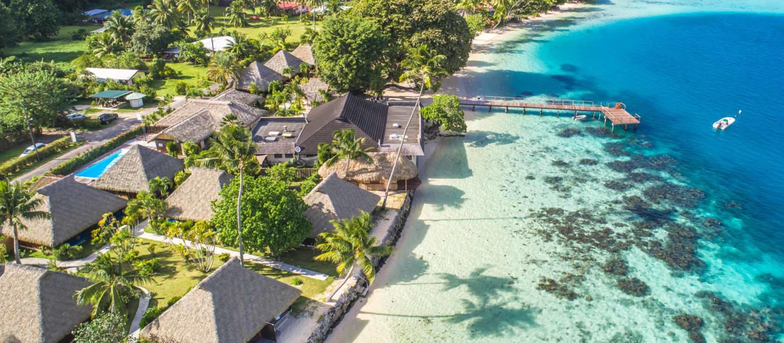 Hotel Le Mahana French Polynesia