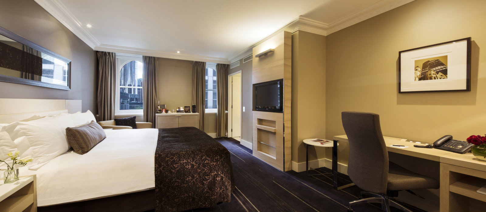 Hotel InterContinental Melbourne The Rialto Australien