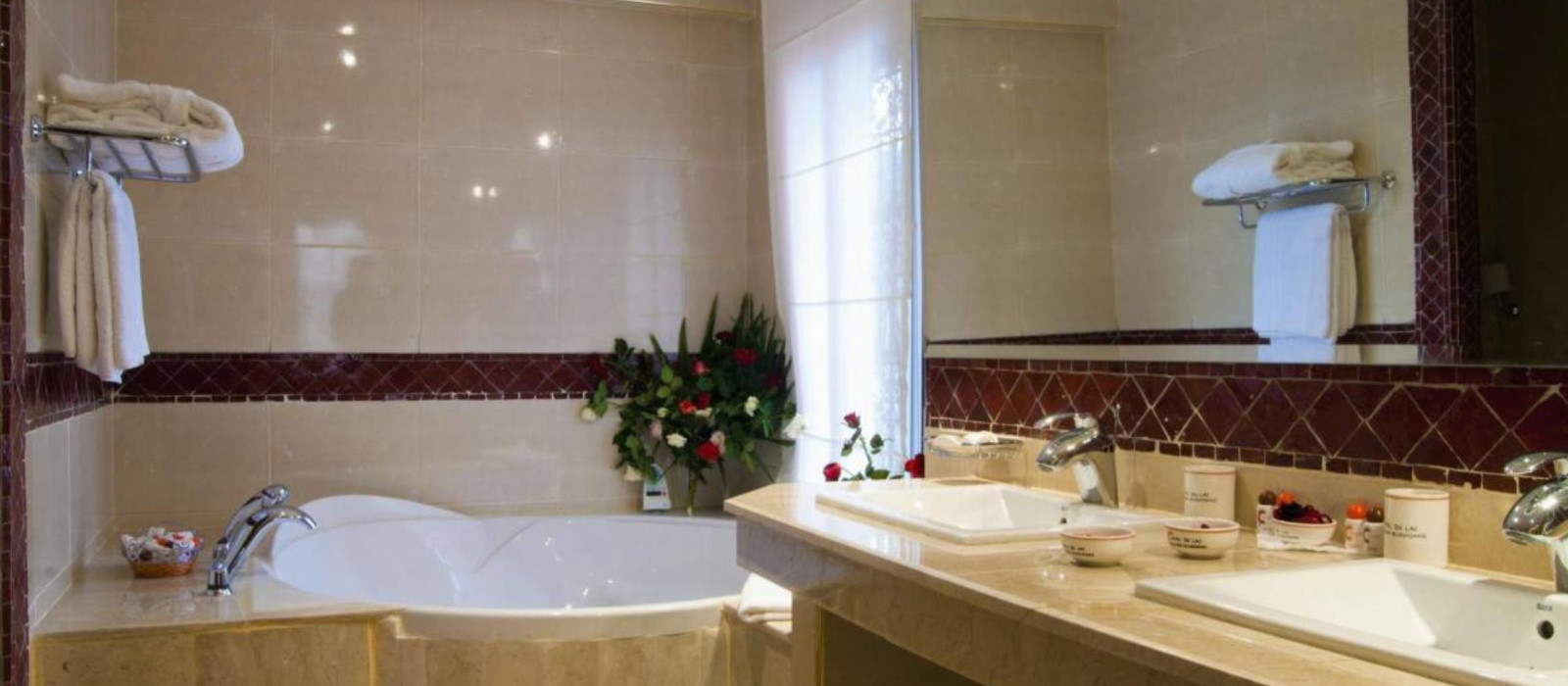 Hotel Chems du Lac Bin El Ouidane Marokko