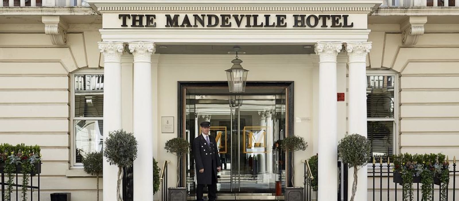Hotel The Mandeville  UK & Ireland