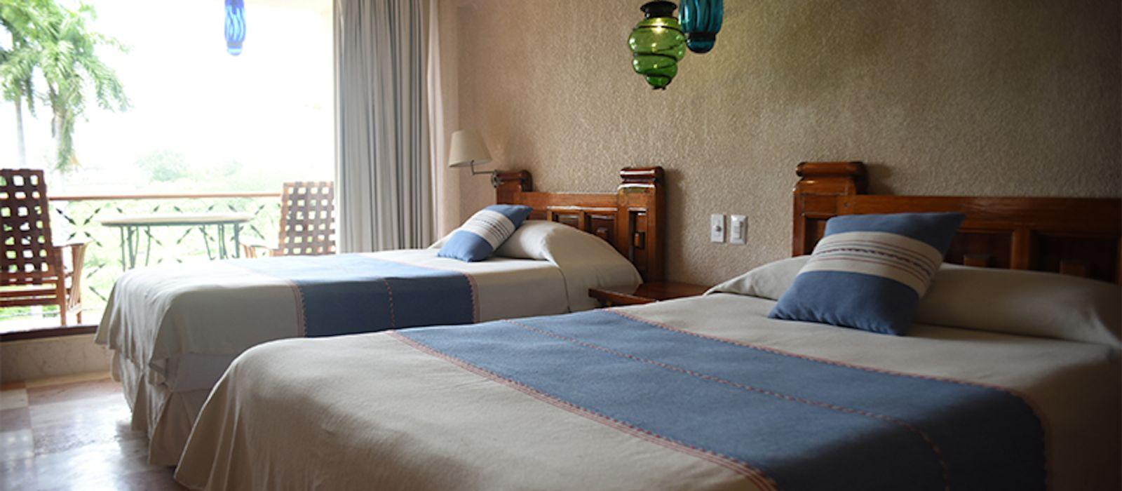 Hotel Mayaland  & Bungalows Mexiko