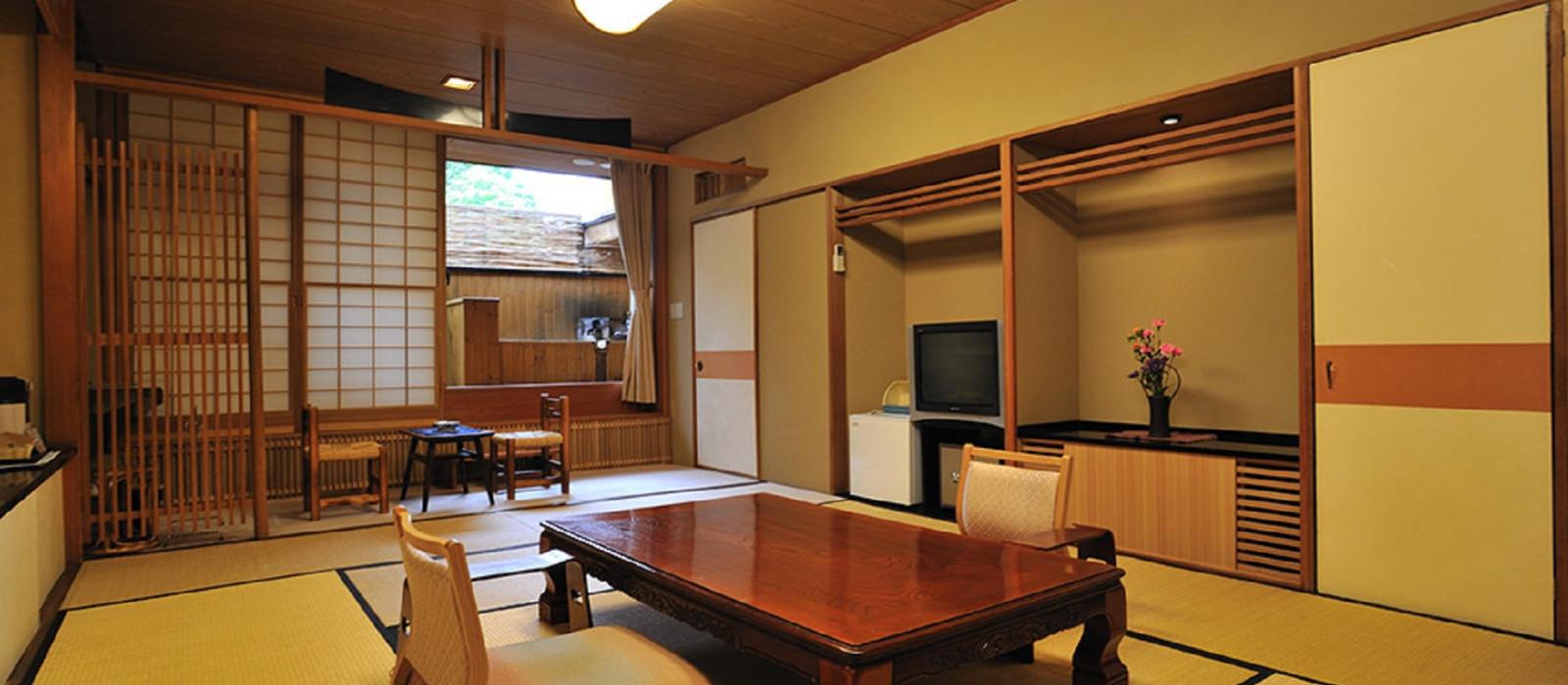 Hotel Shibu Onsen Kokuya Japan