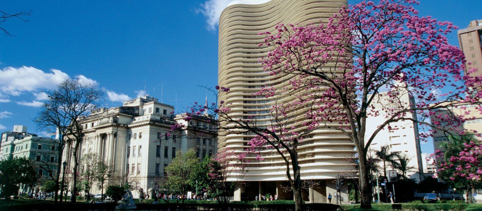 Hotel Bourbon Belo Horizonte Brasilien