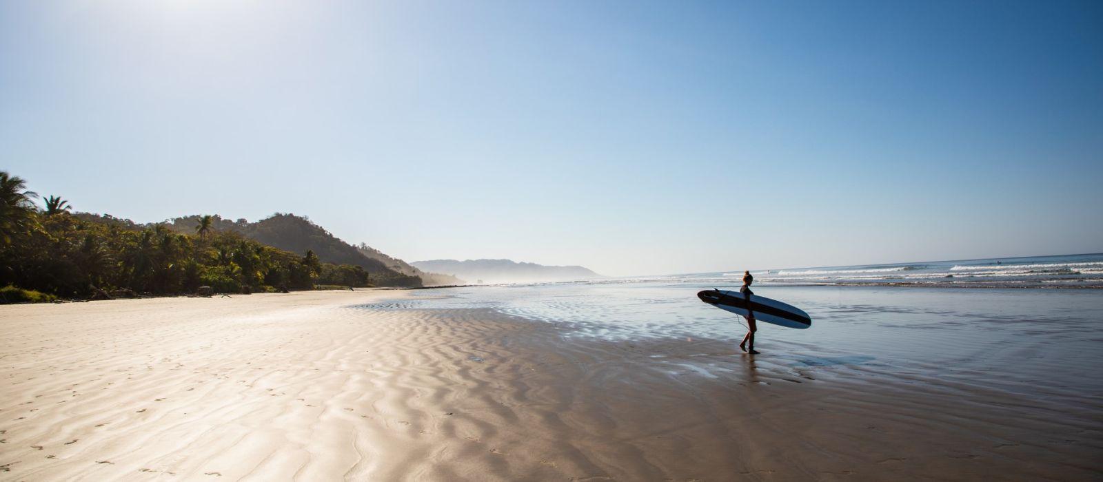 Destination North Pacific Coast Costa Rica