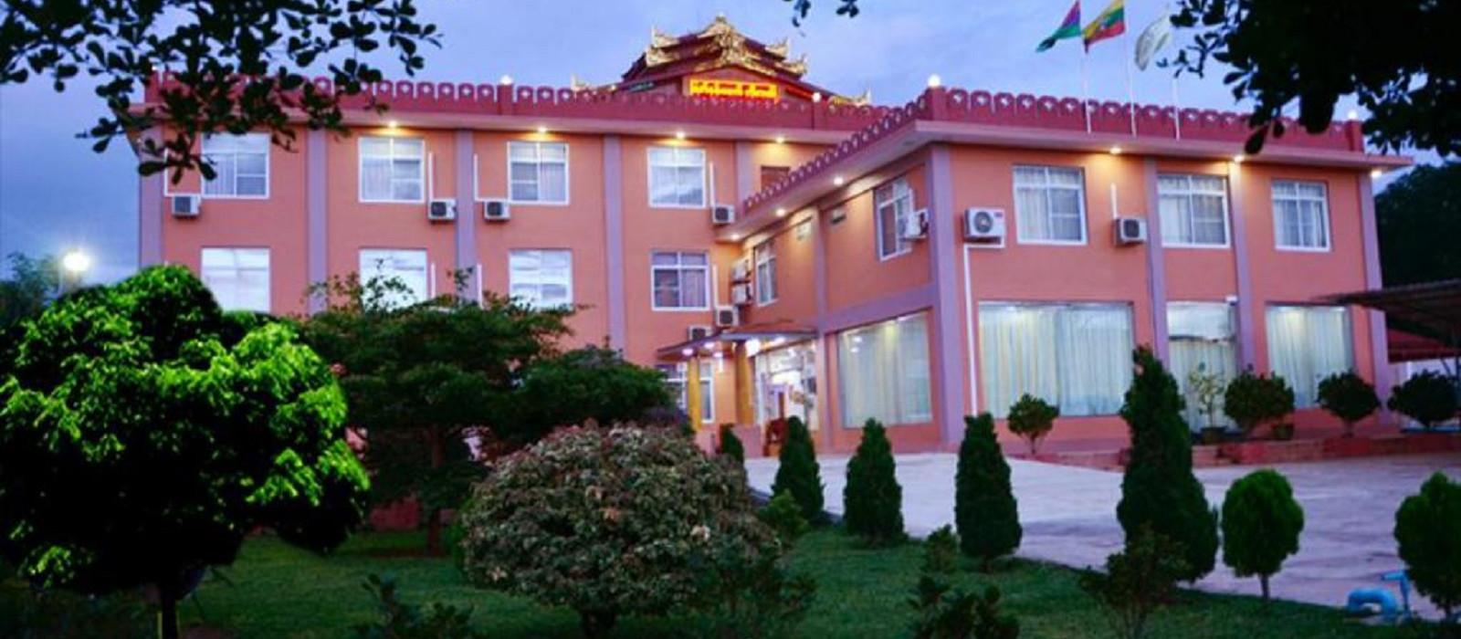 Hotel Myat Nan Taw  Myanmar