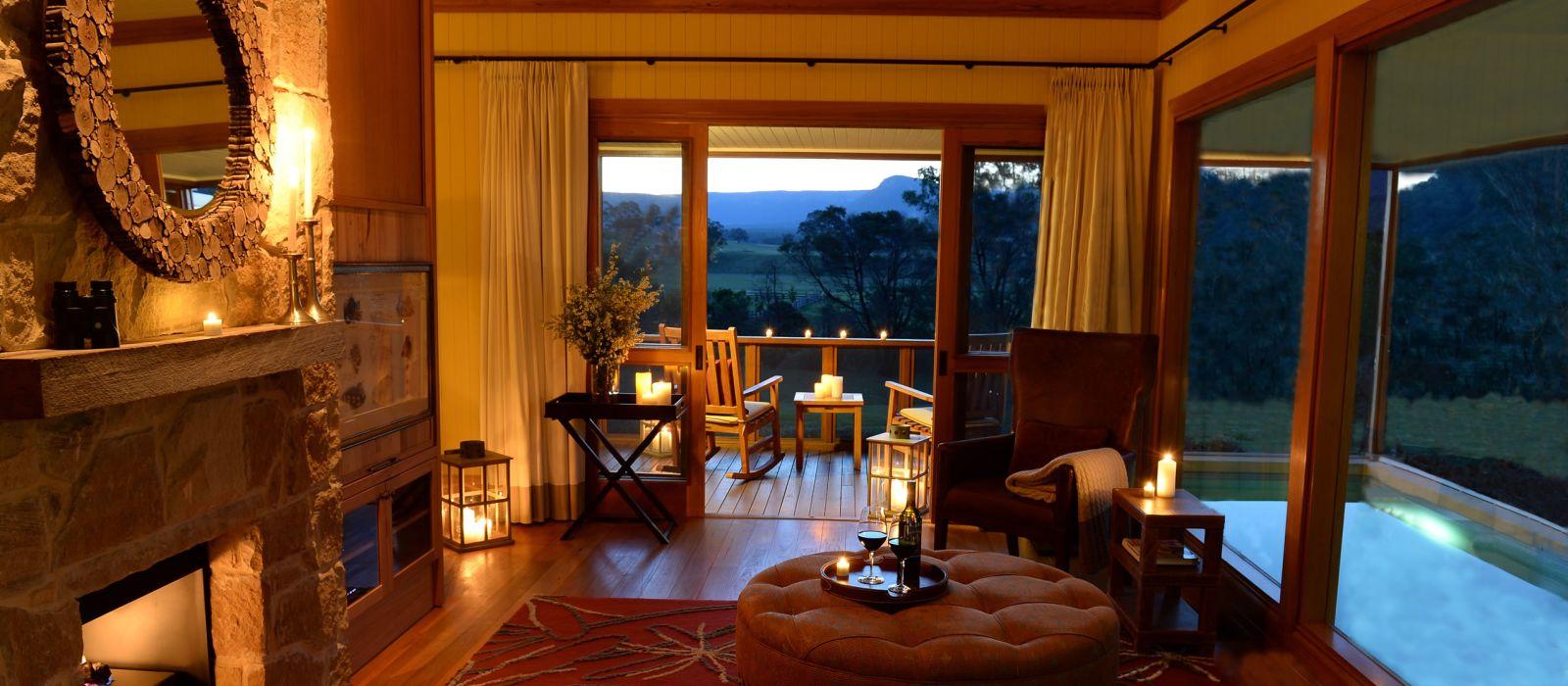 Hotel Emirates One&Only Wolgan Valley Australien