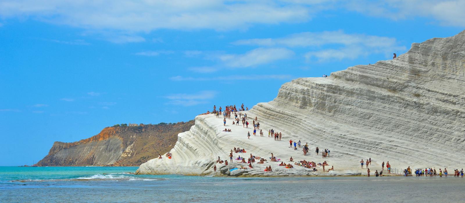 Reiseziel Agrigento Italien