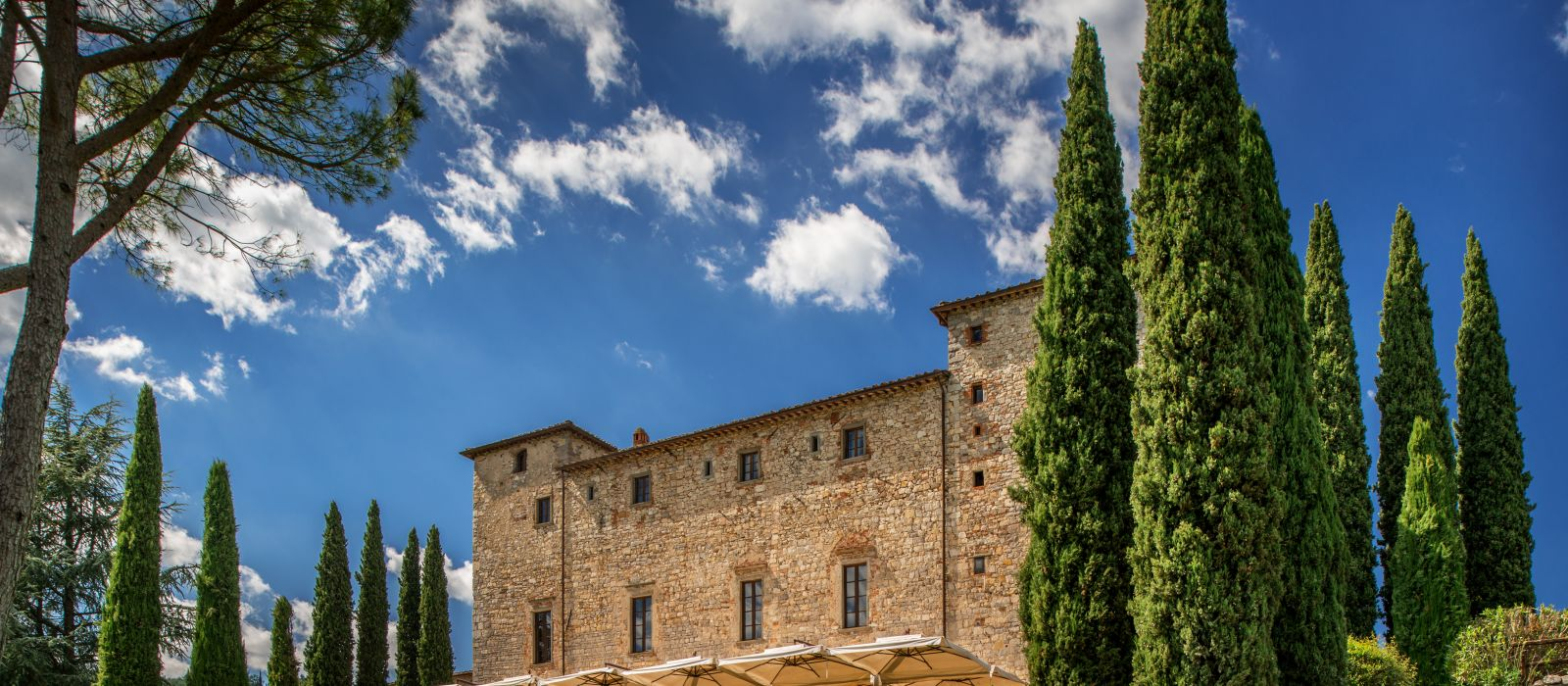 Hotel Castello di Spaltenna Italy