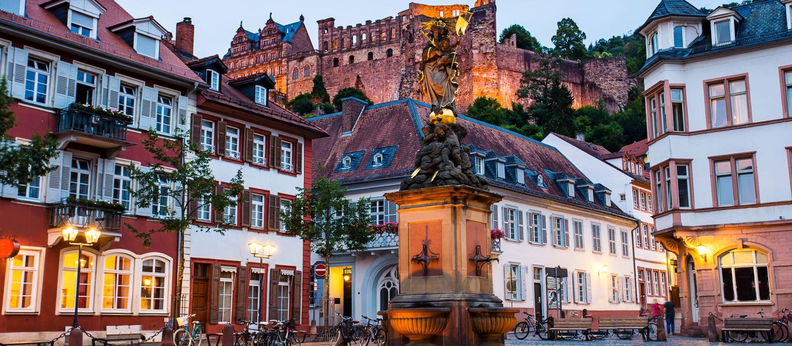 Hotel Europäischer Hof Heidelberg Germany