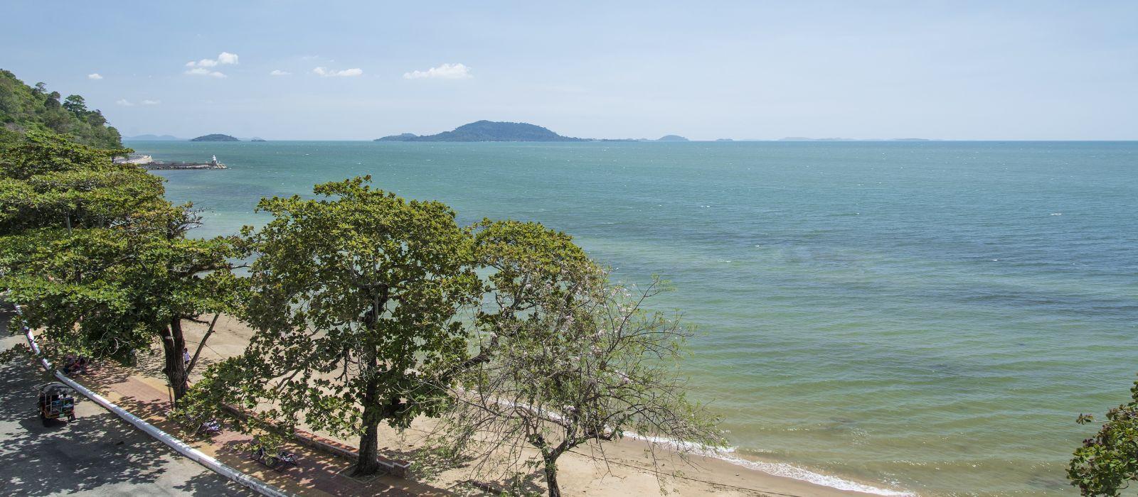 Hotel Samanea Beach resort Cambodia