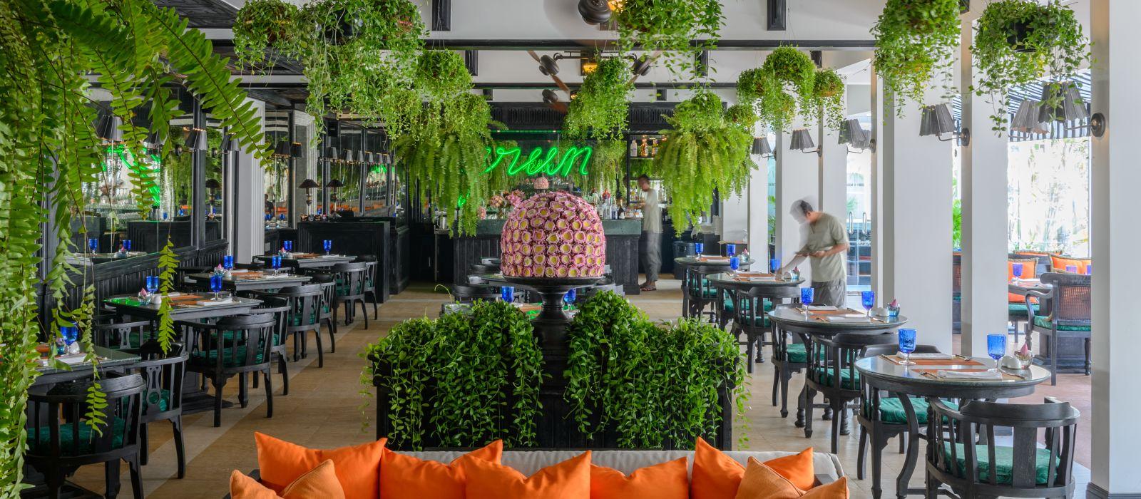 Hotel Shinta Mani Shack Kambodscha