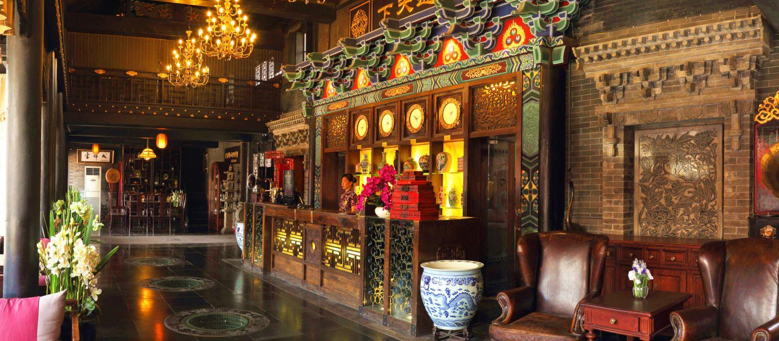 Hotel Yunjincheng Mansion China