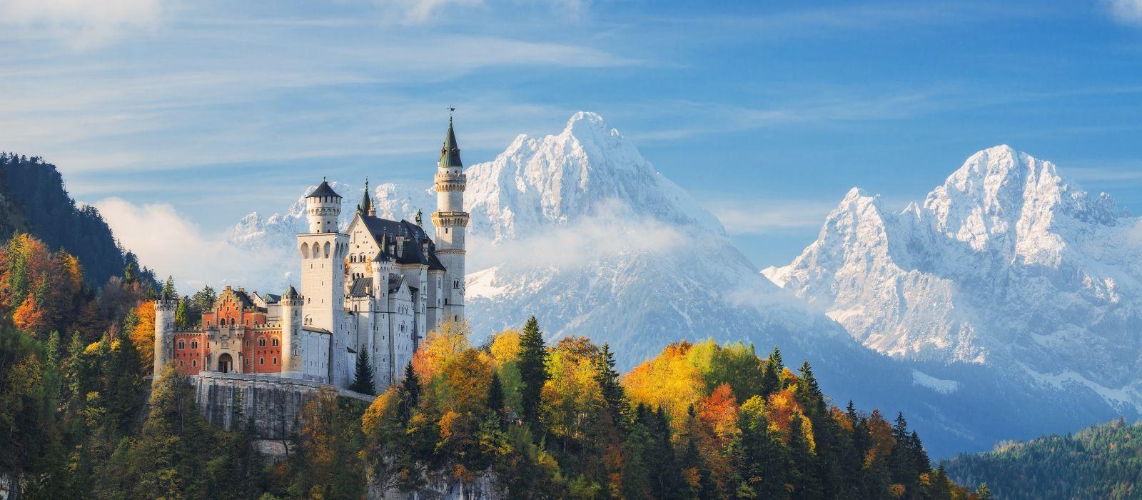 Destination Füssen Germany