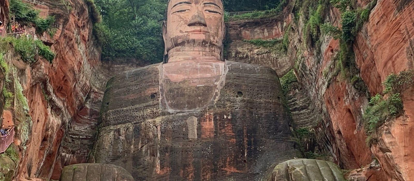 Destination Leshan China