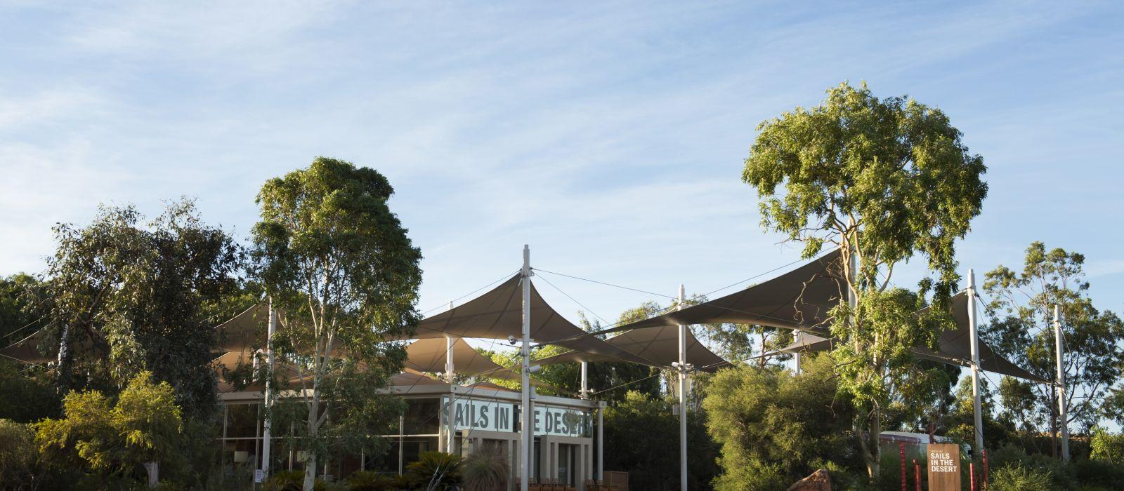 Hotel Voyages Sails in the Desert Australien