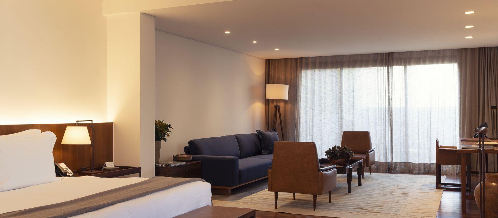 Hotel Fasano Belo Horizonte Brazil