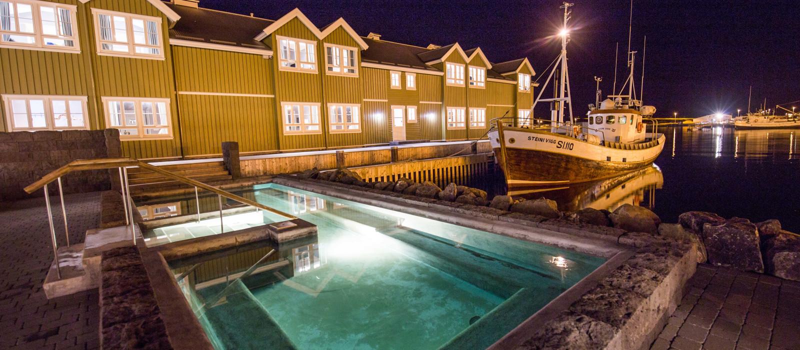 Hotel Sigló Hótel (Siglufjörður) Island