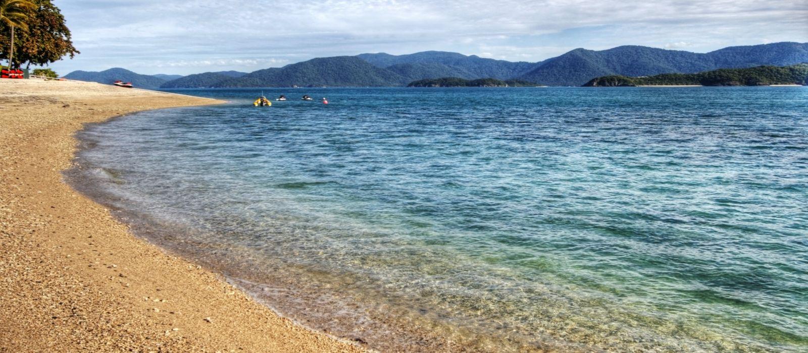 Reiseziel Daydream Island Australien