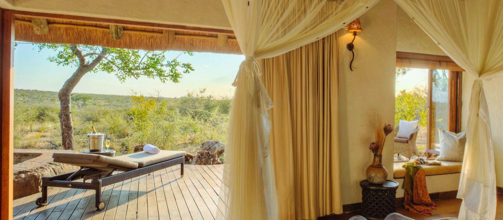 Hotel Rhulani Safari Lodge South Africa