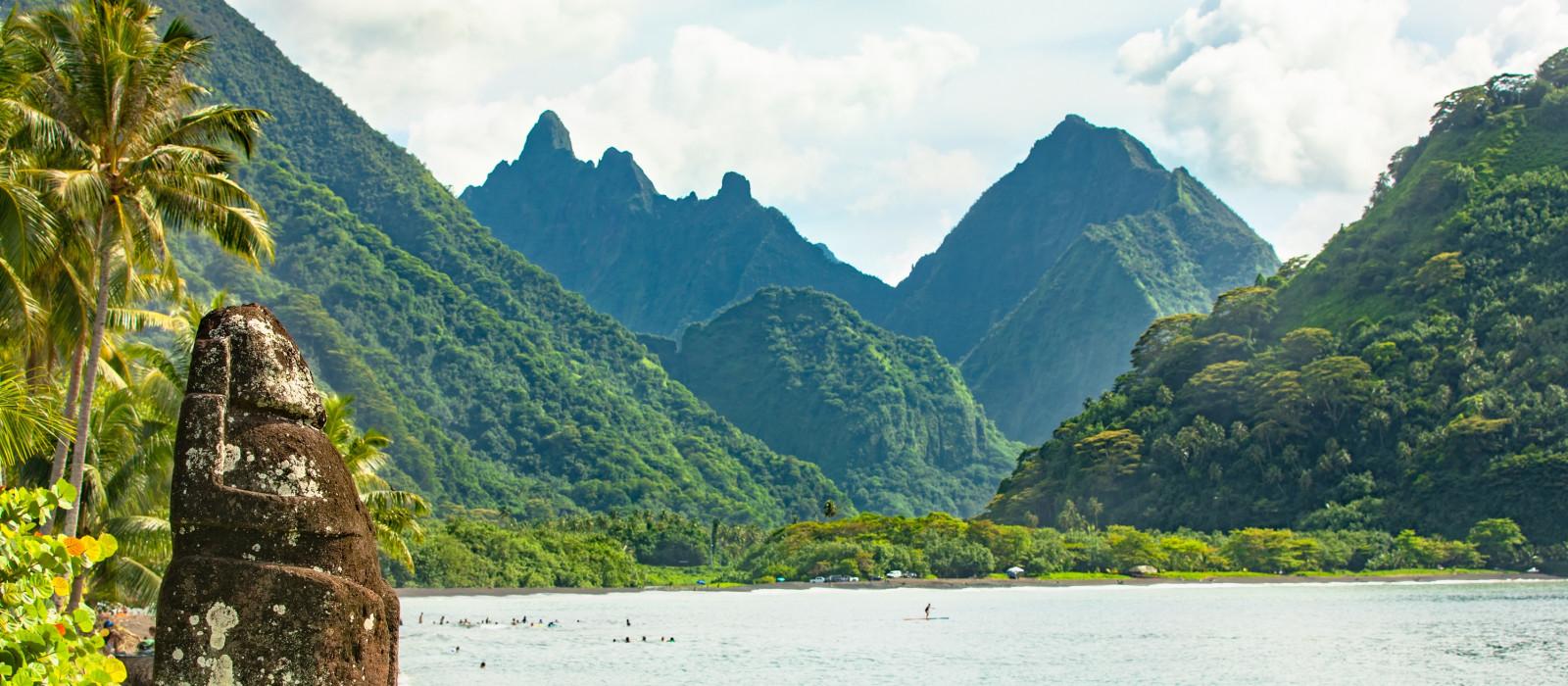 Reiseziel Tahiti Französisch Polynesien